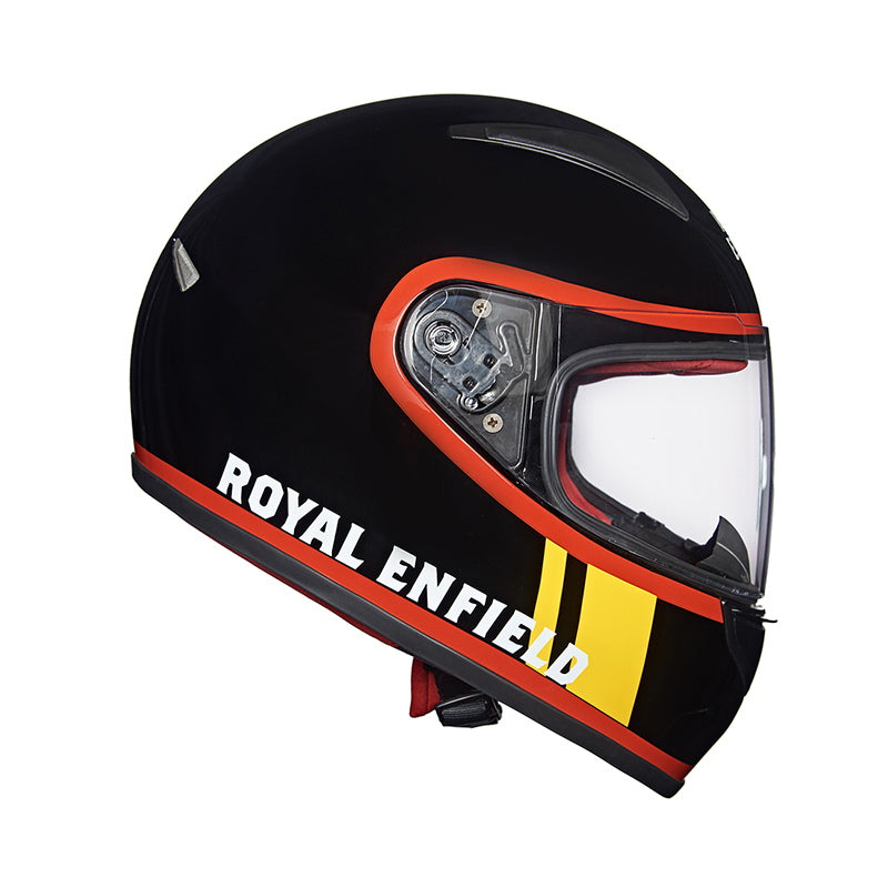 STREET PRIME HELMET - ROADBLOCK Black