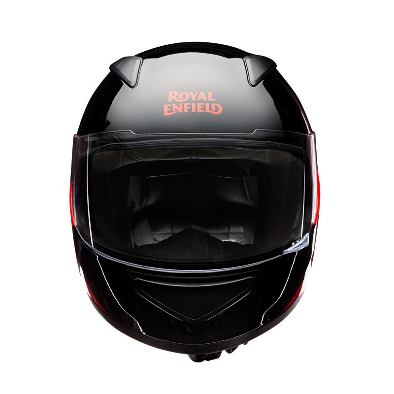 Bolt Full Face Helmet Black & Red