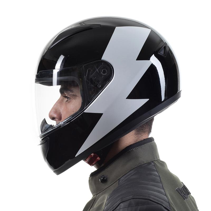 Bolt Full Face Helmet Black