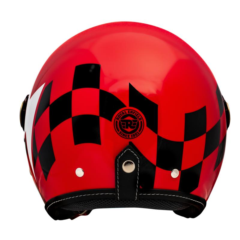 Bolt 50 Helmet Red