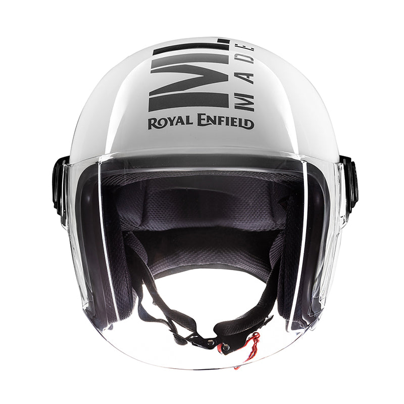 MLG Long Visor - Gloss White