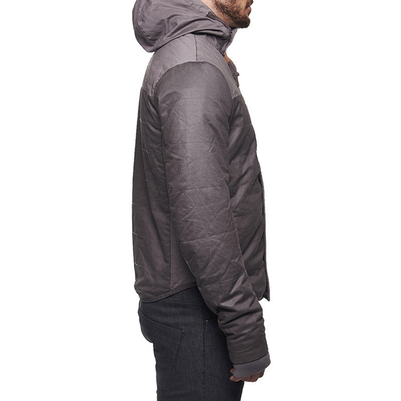 Wanderer Jacket Mid Grey