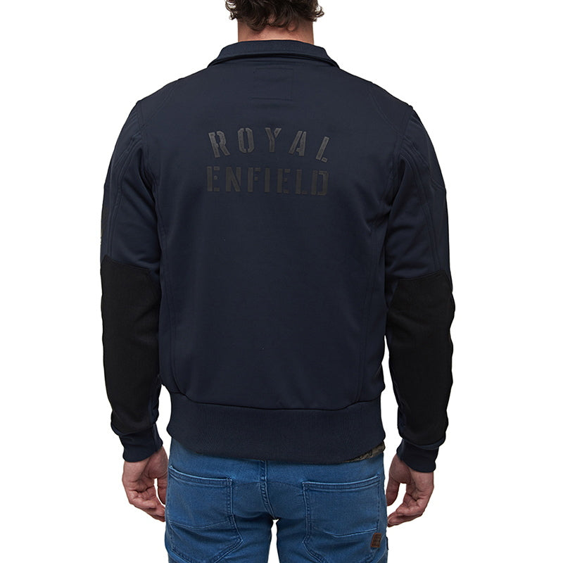 Stealth V2 Jacket Navy Blue