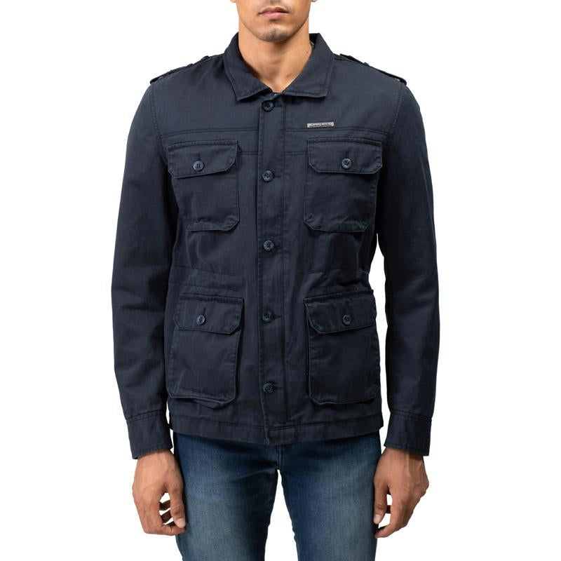 Marshal Jacket Navy