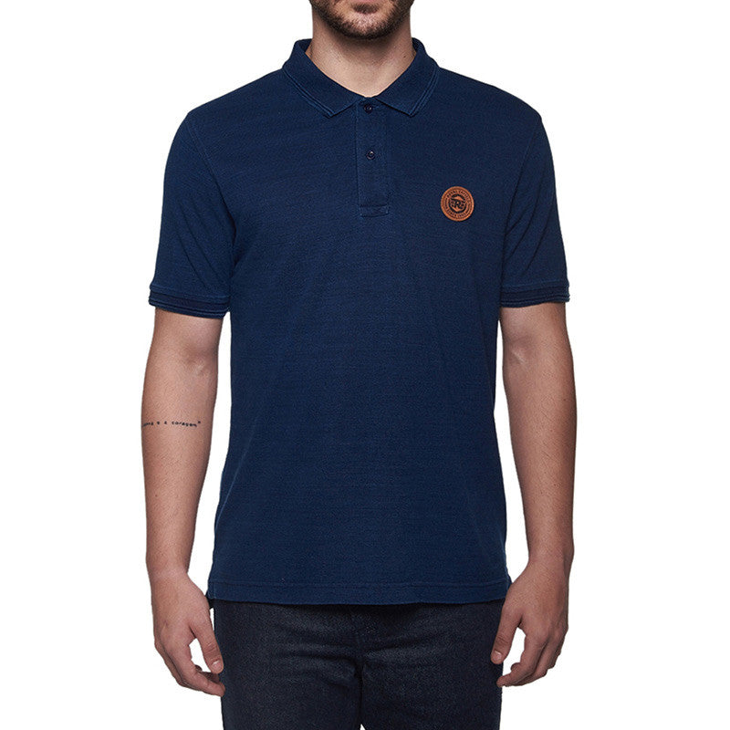 Re Regiment Polo Dark Indigo