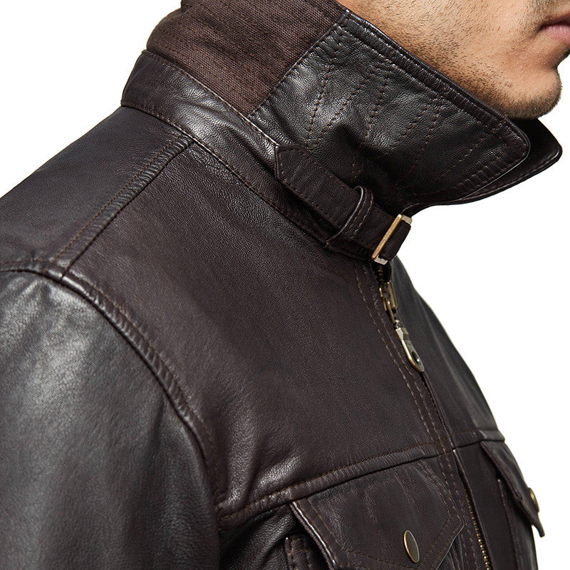 M-Wd/Aviator - Classic Aviator Jacket - Royal Enfield