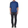 Brandon - over dyed shirt - Royal Enfield - 4