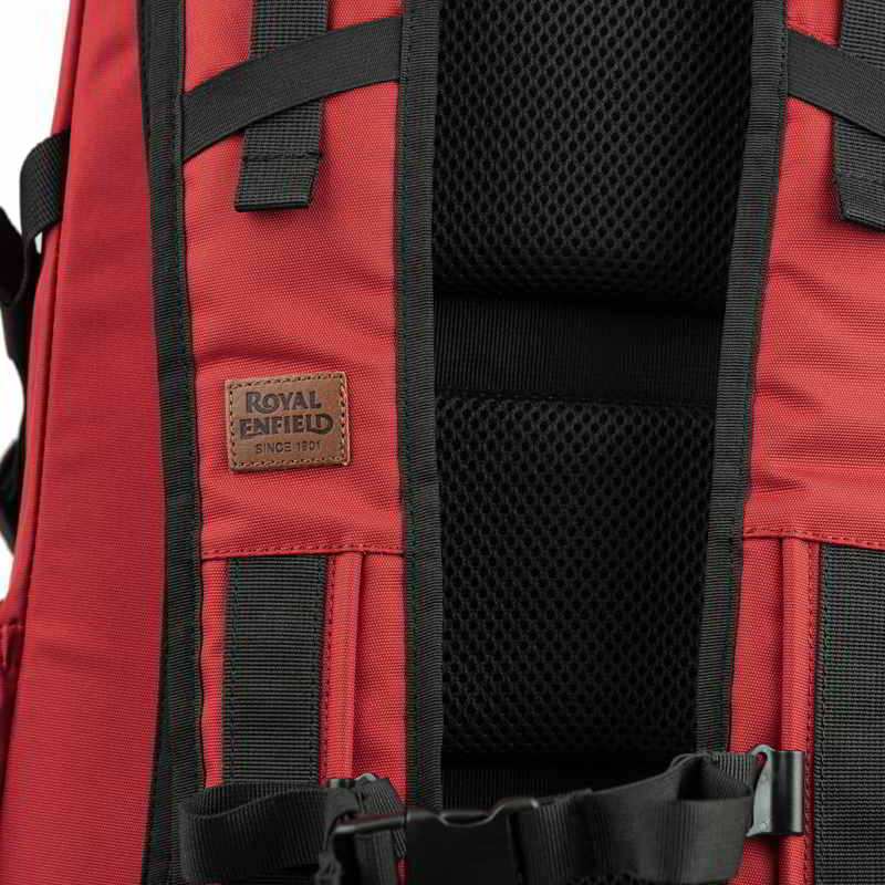 BRAVO TACTICAL BACKPACK - RED