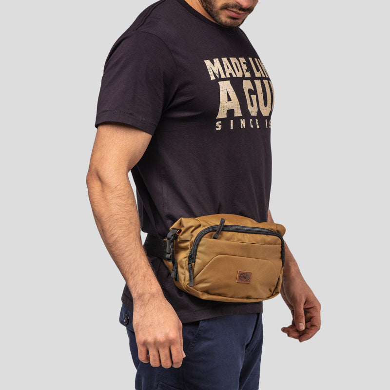 ECHO TACTICAL WAIST POUCH - KHAKI