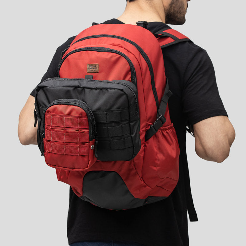 OSCAR TACTICAL KIT BAG - RED