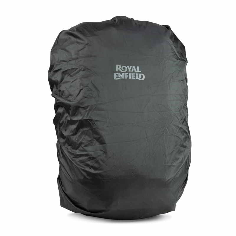 ARMADILLO BACKPACK RAIN COVER - BLACK