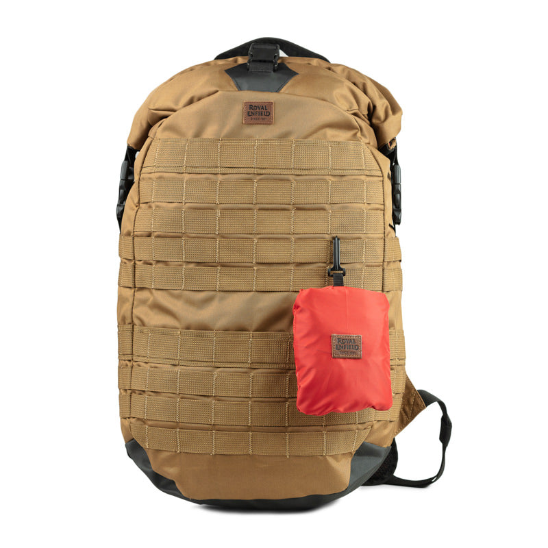 ARMADILLO BACKPACK RAIN COVER - RED