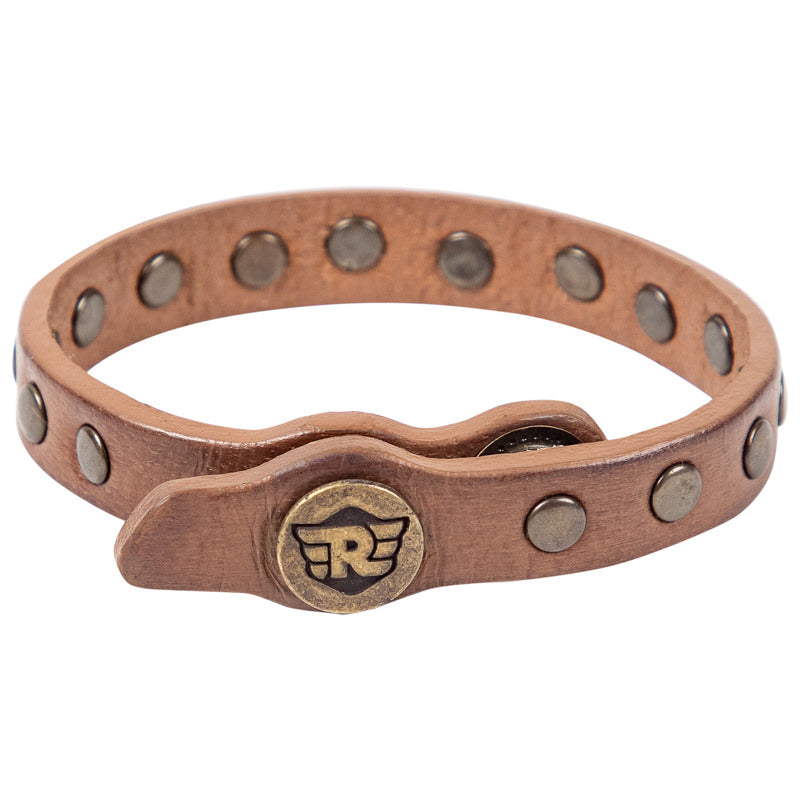 DOUBLE UP BRACELET - TAN