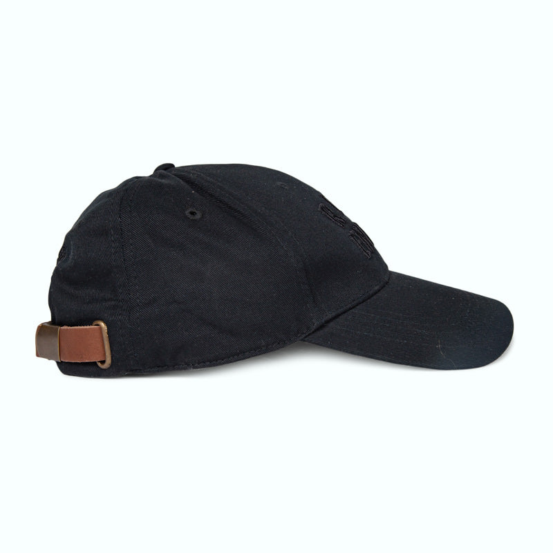 ESSENTIAL CAP - BLACK