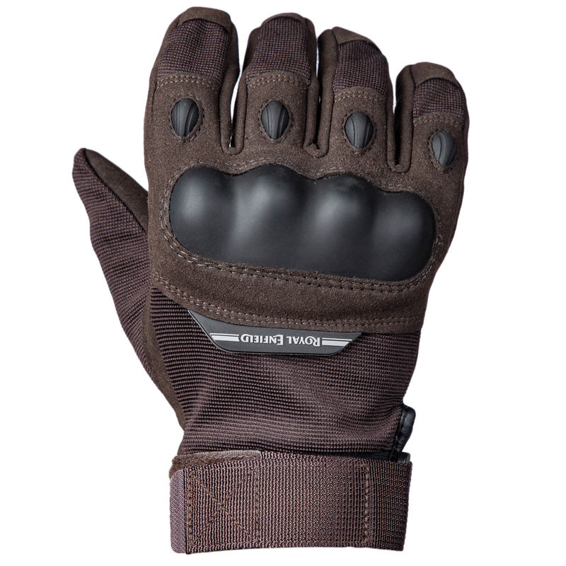 Military Gloves Brown