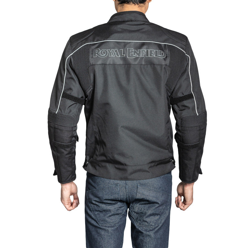Explorer V2 Jacket Black