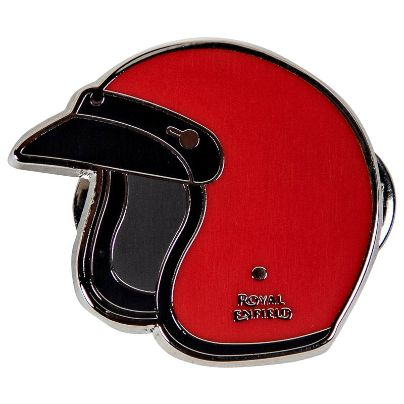 HELMET PIN - RED