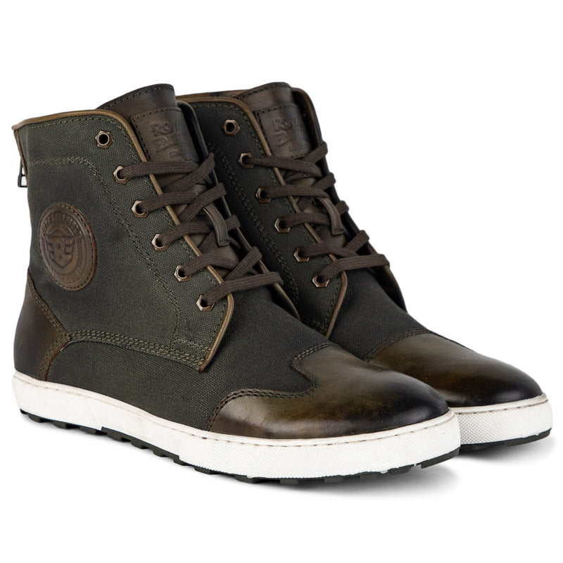 COOPER SNEAKERS - OLIVE