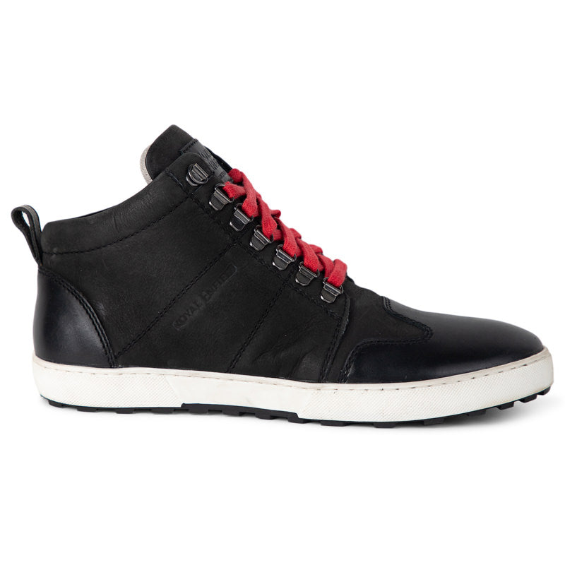 GEOFF SNEAKERS - BLACK