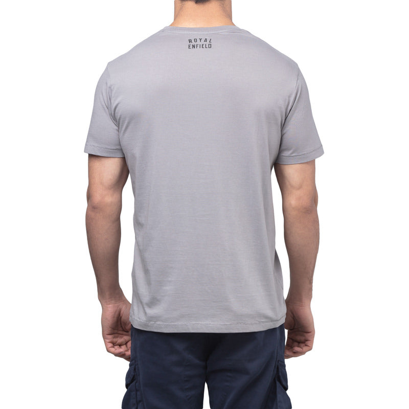 TON OF FUN T-SHIRT - GREY