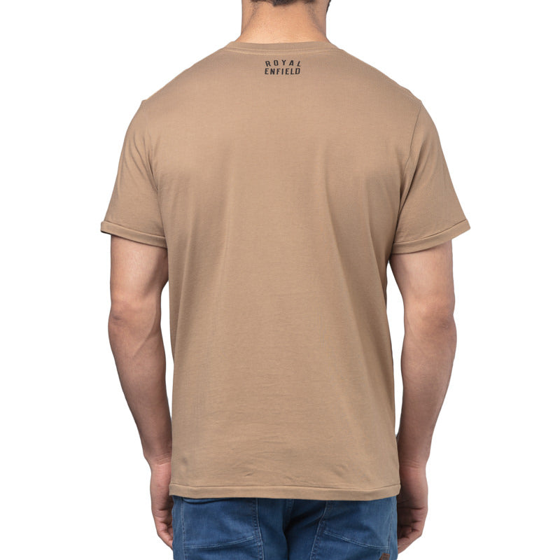 SPIRIT OF INTERCEPTOR T-SHIRT - KHAKI