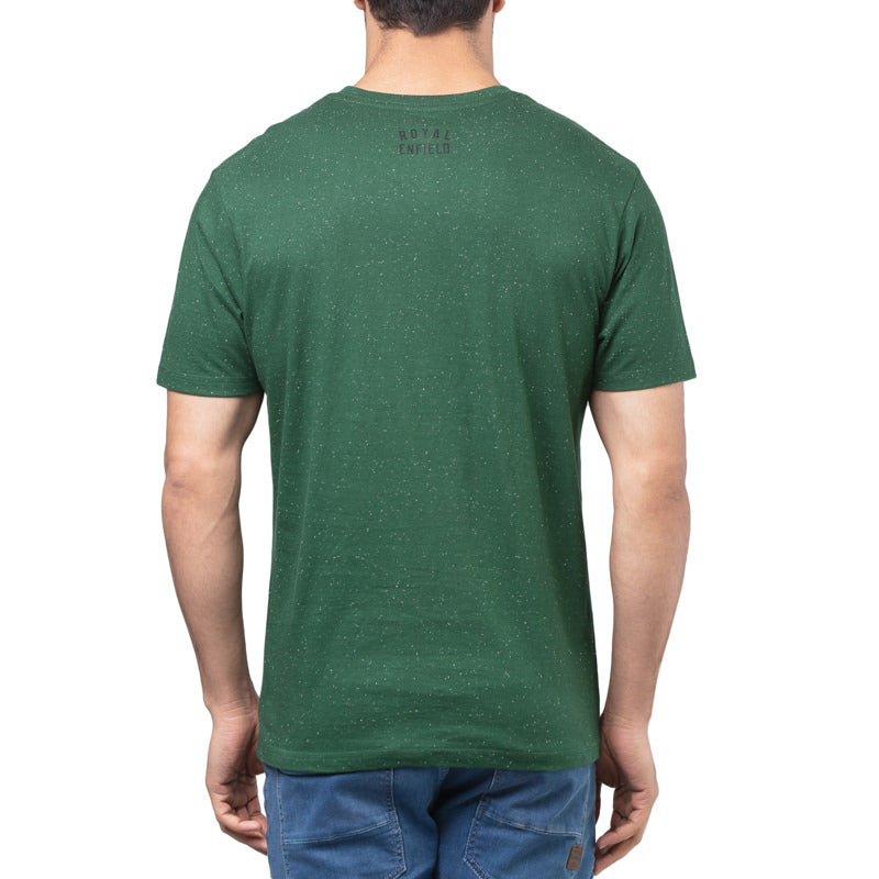 INTERCEPTOR HINDSIGHT T-SHIRT - GREEN