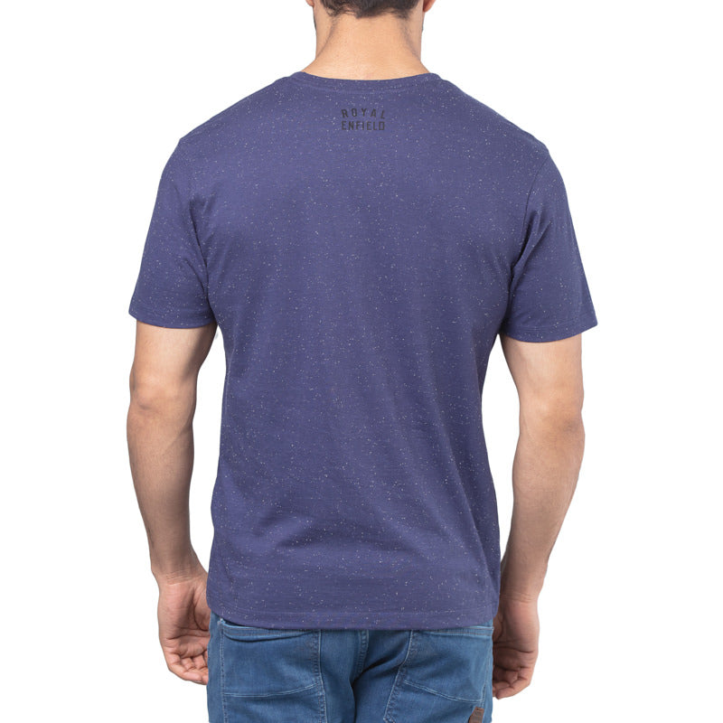 INTERCEPTOR HINDSIGHT T-SHIRT - PURPLE