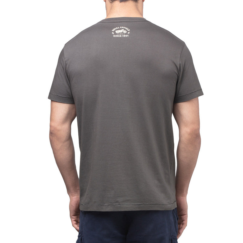 MLG ESSENTIAL T-SHIRT - CHARCOAL