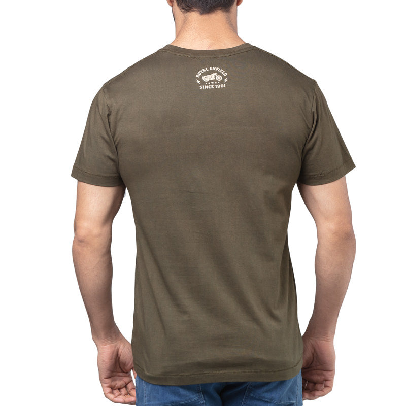 MLG ESSENTIAL T-SHIRT - OLIVE