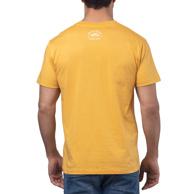 MLG ESSENTIAL T-SHIRT - YELLOW