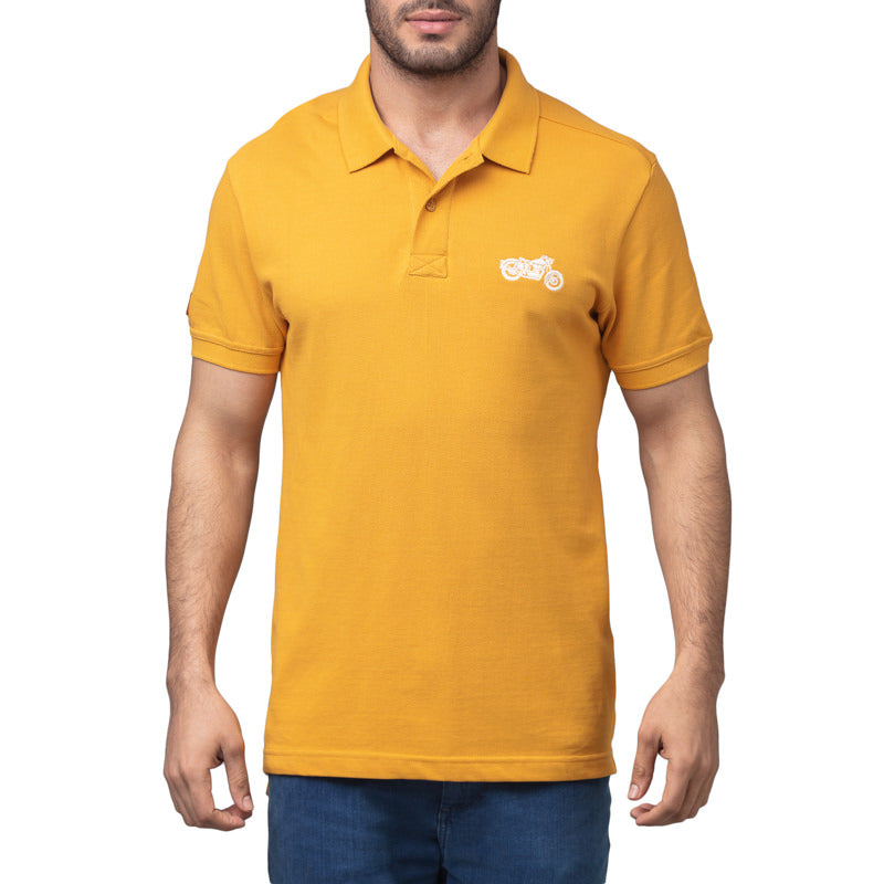 POLO ESSENTIAL - MUSTARD