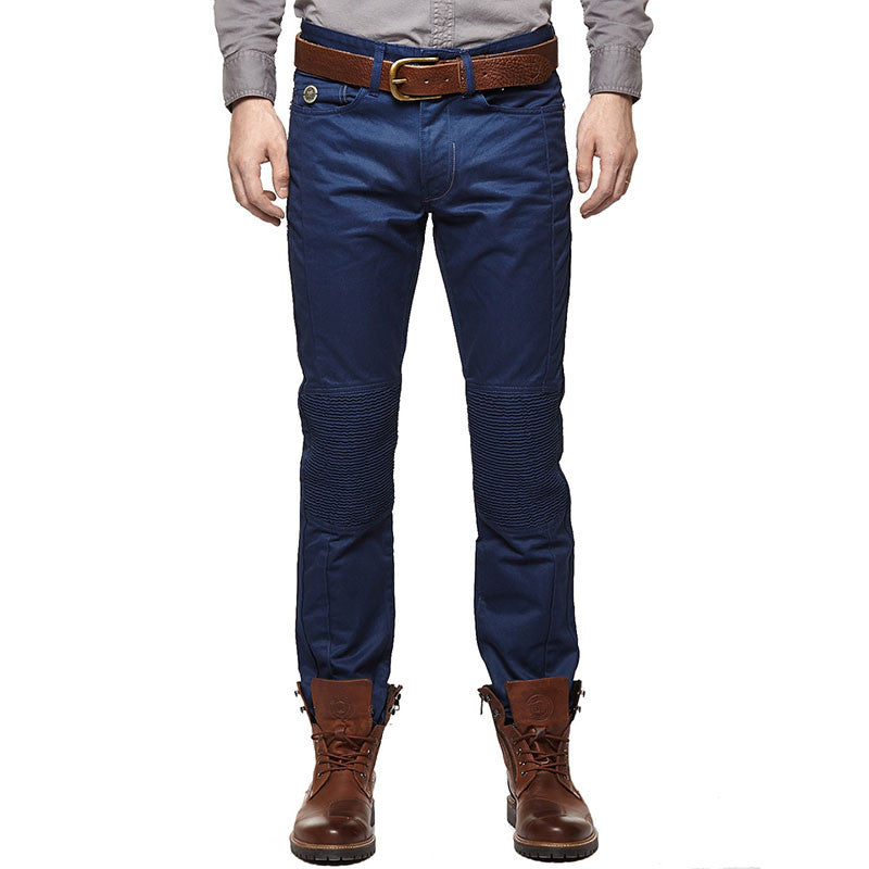 MOTO D/1 - Slim fit denim - Royal Enfield - 1