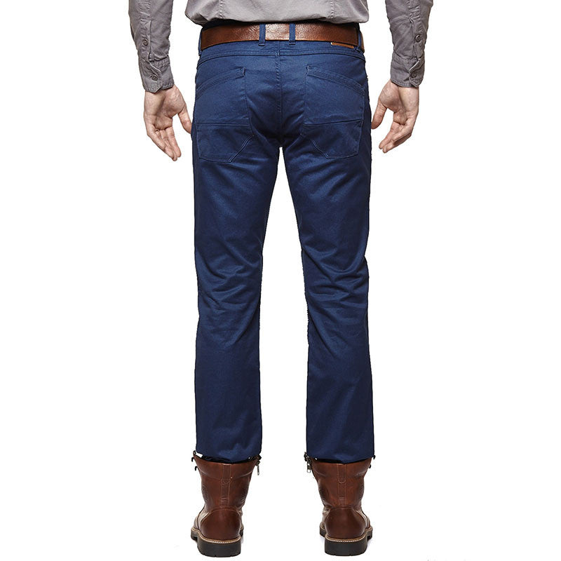 Moto D/1 Slim Fit Denim Blue