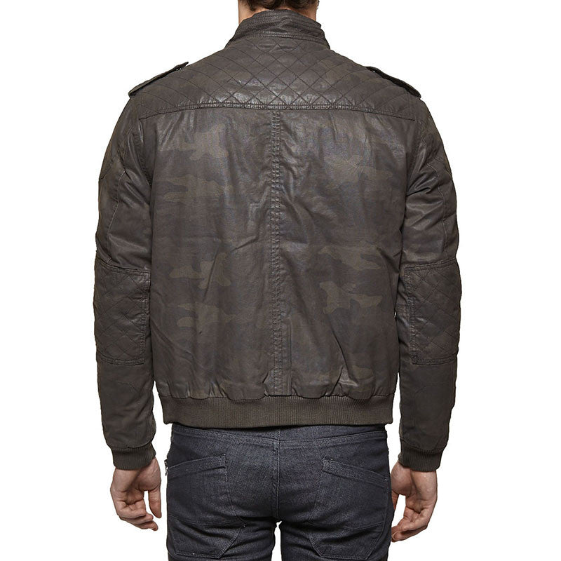 W/D Despatch camo jacket - Royal Enfield - 2