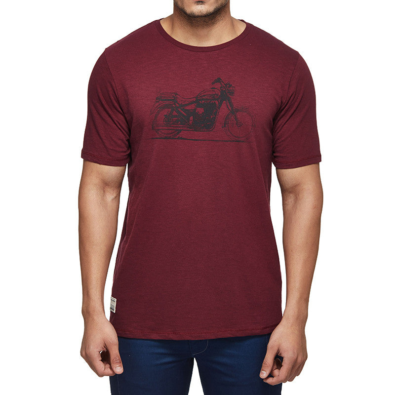 Rider Mania - Thunderbird graphic tee - Royal Enfield - 1