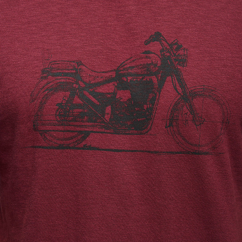Rider Mania - Thunderbird graphic tee - Royal Enfield - 4