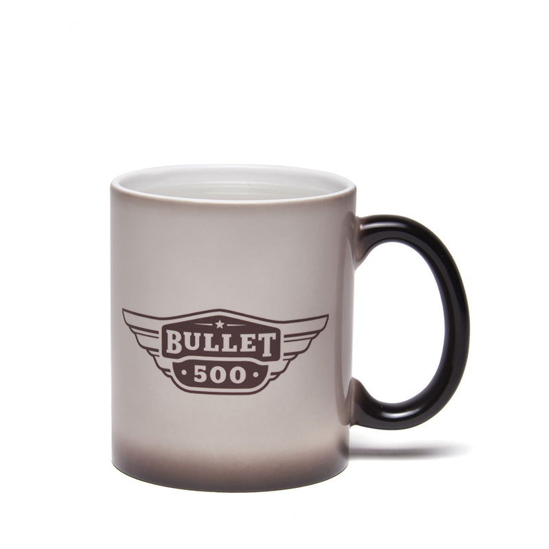 Bullet 500 Magic Coffee Mug Black White
