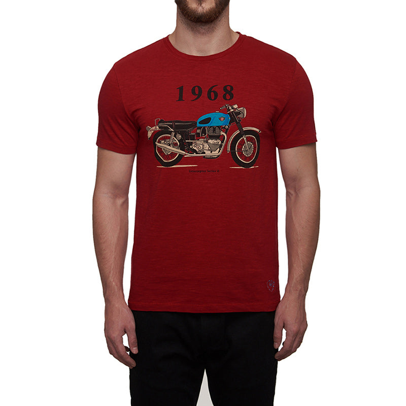 1968 INTERCEPTOR T-SHIRT