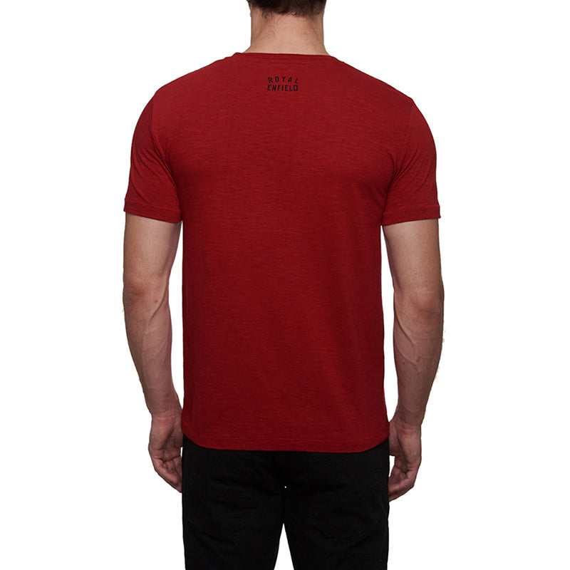 1968 Interceptor T-Shirt Red