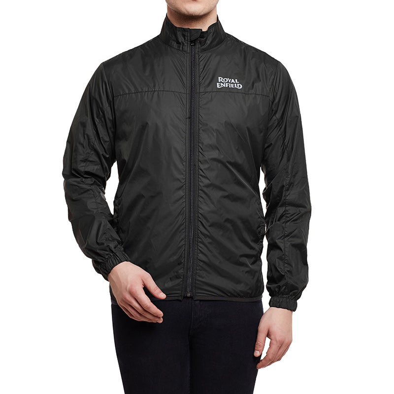 All Time Windcheater Black
