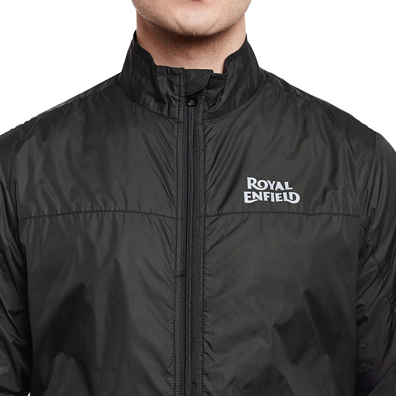 All Time Windcheater Black - Royal Enfield