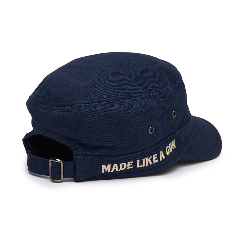 Army Cadet Cap Navy Blue - Royal Enfield