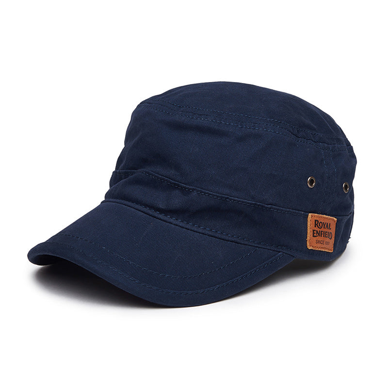 Army Cadet Cap Navy Blue - Royal Enfield ... ca2ab1c4683