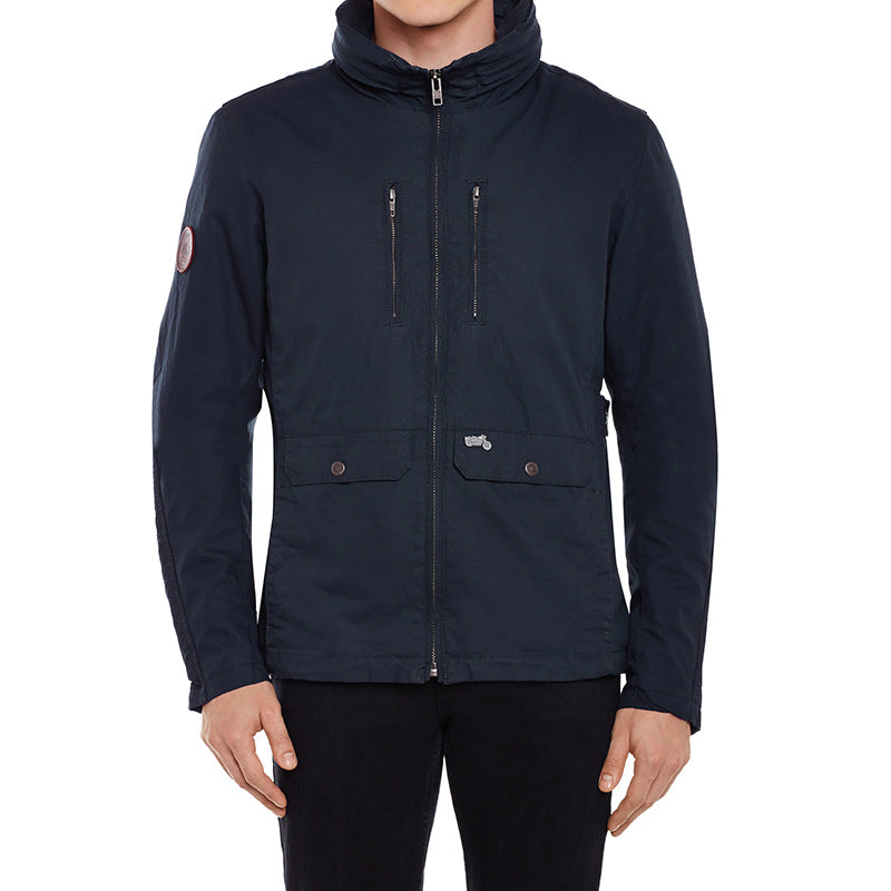 Ashley Hoodie Jacket Navy Blue - Royal Enfield