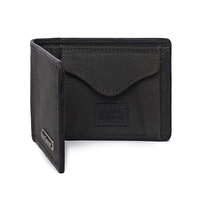 Canvasback Wallet Charcoal Grey