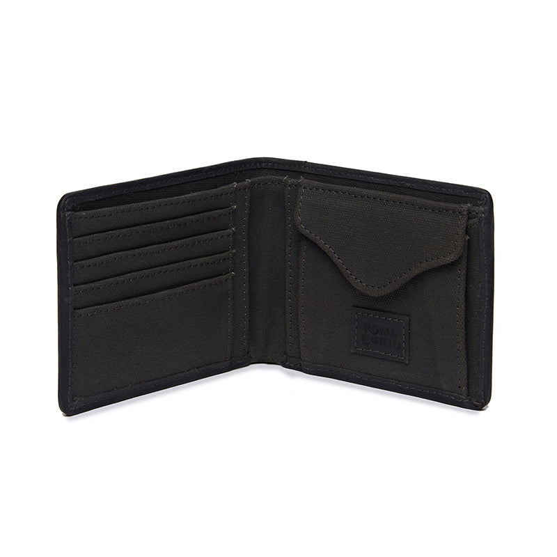 Canvasback Wallet Charcoal Grey - Royal Enfield