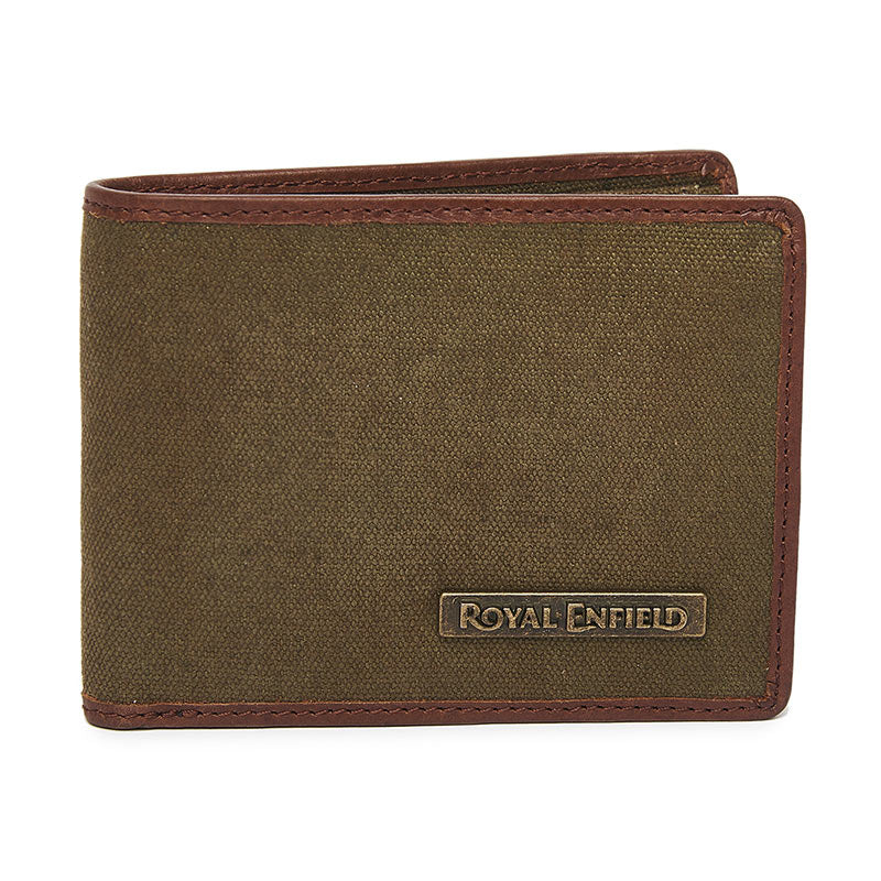 Canvasback Wallet Khaki Brown