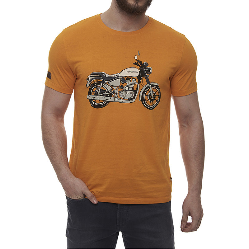 City Slicker T-Shirt Getaway Orange