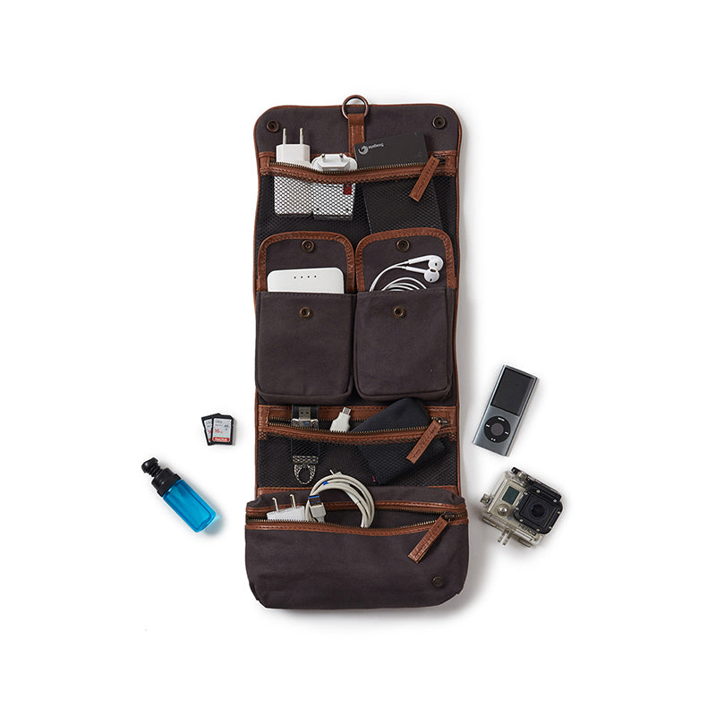 T3 Dopp Kit Dark Grey