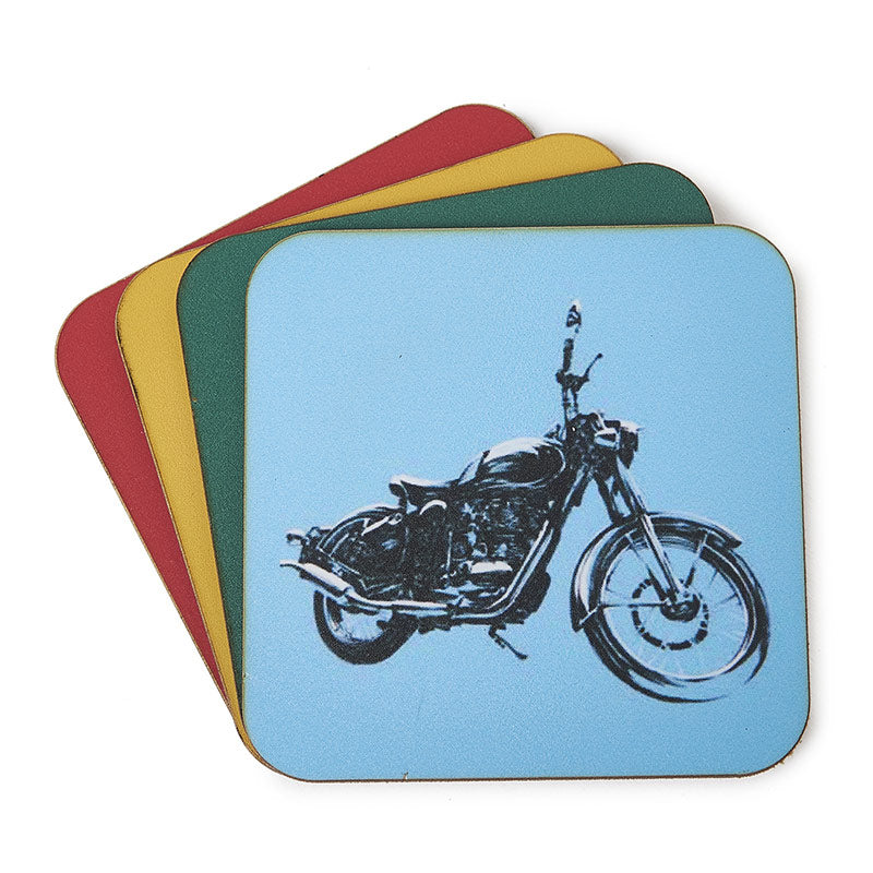 Classic Masterpiece Coaster Set Multicolour
